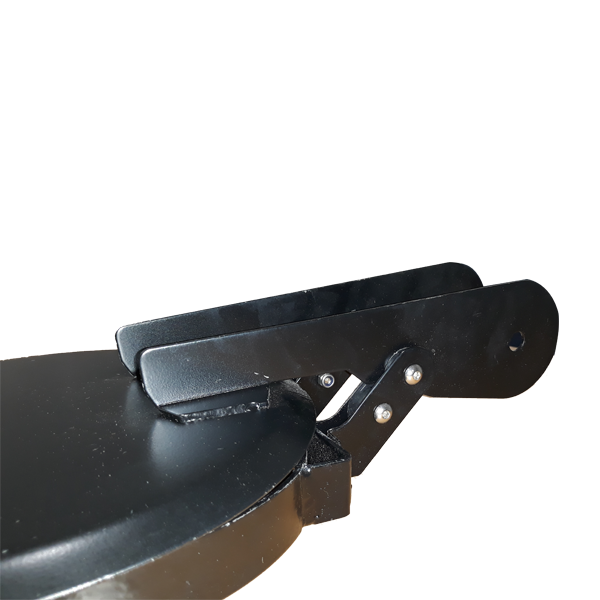 Tapa tubo escape grupo electrogeno