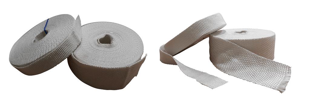 cinta anticalorica para la proteccion contra el calor de los motores