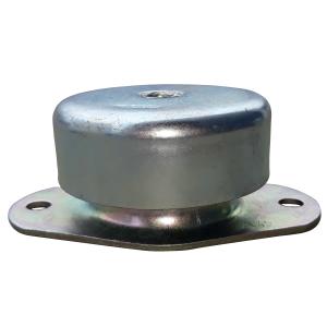 Este soporte llamado silentbloc aporta la desaparicion del ruido de los motores