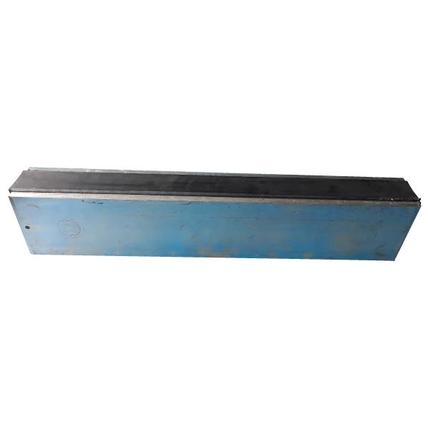 Soportes antivibratorios en forma de barra que permite ocultar sonidos de motores