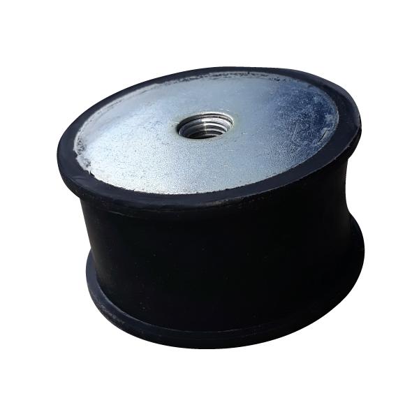 soporte de metal y caucho de la maxima calidad