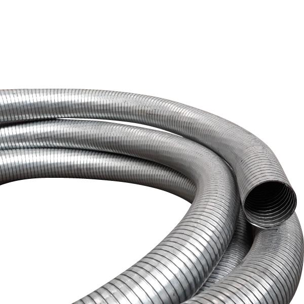 Flexible tubo de escape 80mm