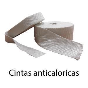 cintas anticaloricas para la proteccion de elementos contra el calor
