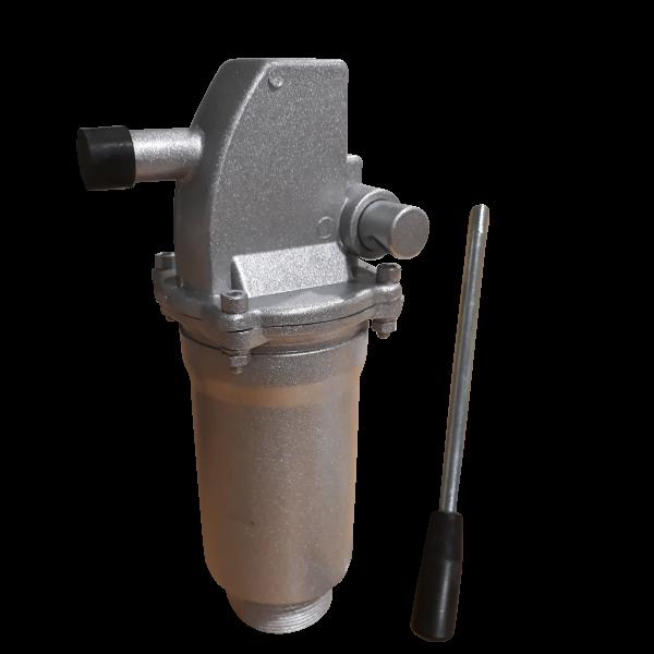 chupona de aceite para una extraccion profesional
