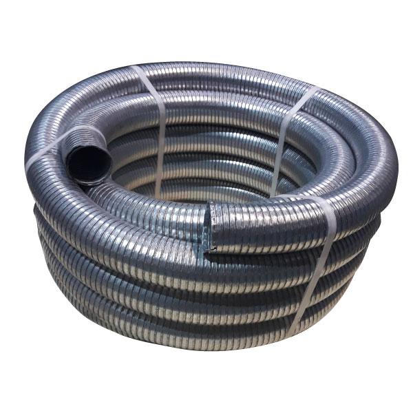 manguera flexible para tubos de escape de generadores