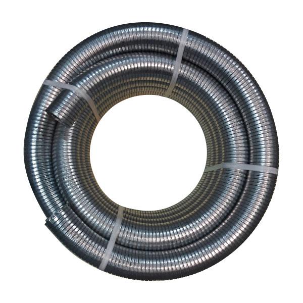 tuberia flexible de escape para gases