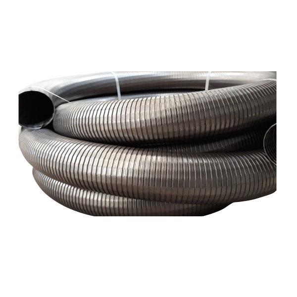 tubo flexible galvanizado para grupos electrogenos