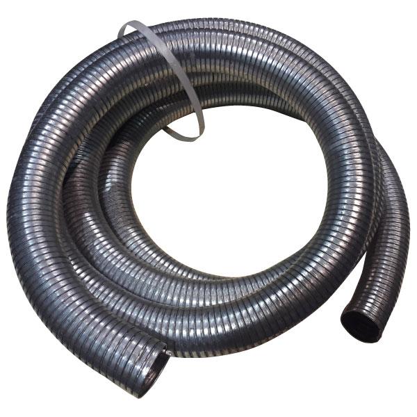 manguera flexible para los gases de los tubos de escape