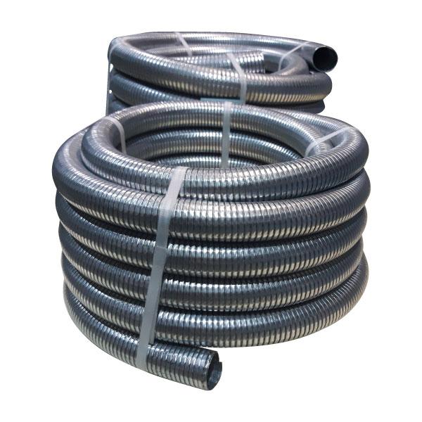 manguera flexible para tubos de escape de grupos electrogenos
