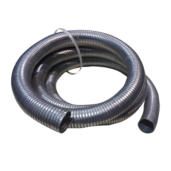 tuberia flexible para gases de escape
