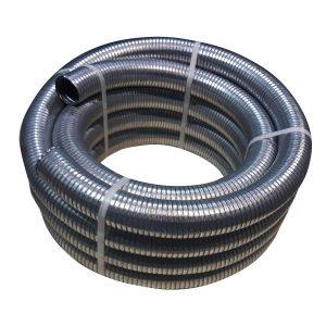 tubo de escape para gases de grupos electrogenos