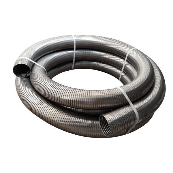 tubo flexible galvanizado para motores de grupos electrogenos