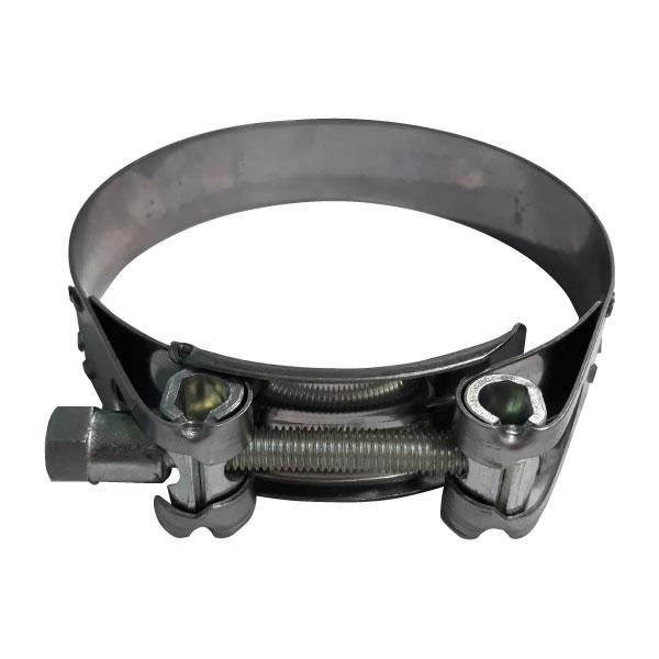 abrazaderas metalicas que soportan altas presiones