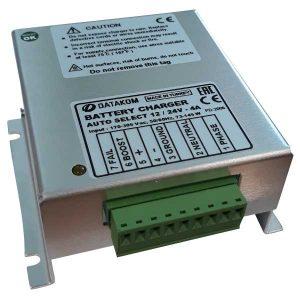 Cargador de bateria BC-4A para grupo electrogeno